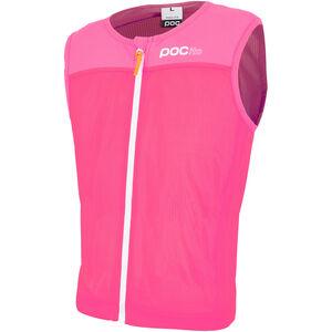 POC POCito VPD Spine Weste Kinder fluorescent pink fluorescent pink