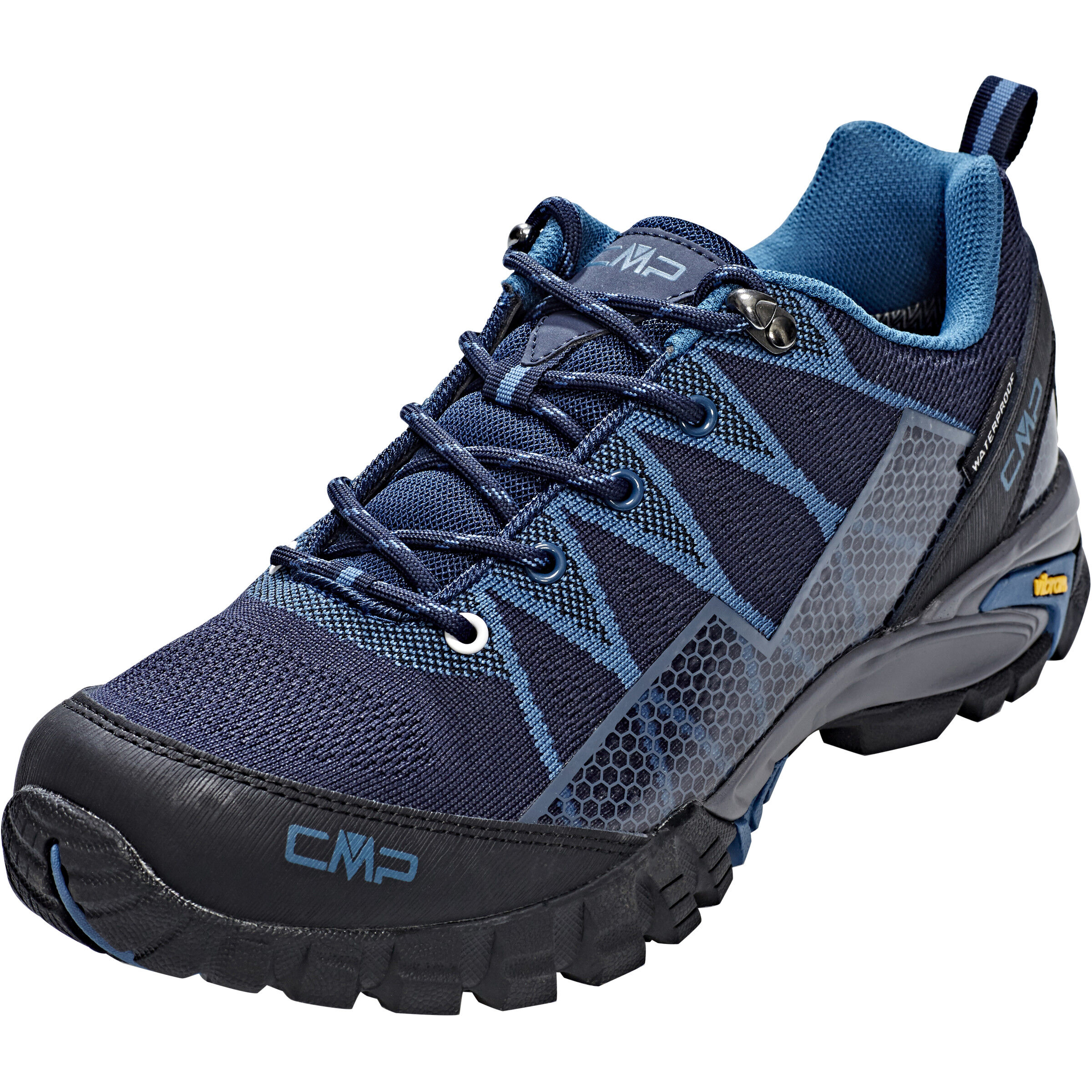 CMP Campagnolo Tauri Low WP Trekking Shoes Herren black blue
