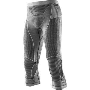 X-Bionic Apani Merino By X-Bionic Fastflow Medium Uw Pants Herren black/grey/ivory black/grey/ivory