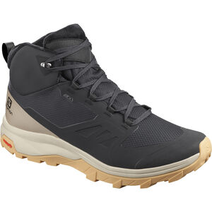 Salomon Outsnap CSWP Schuhe Damen black/vintage kaki/gum1a black/vintage kaki/gum1a