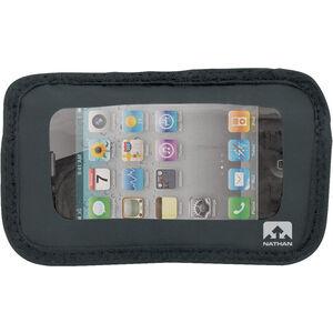 Nathan Weather-Resistant Phone Pocket black black