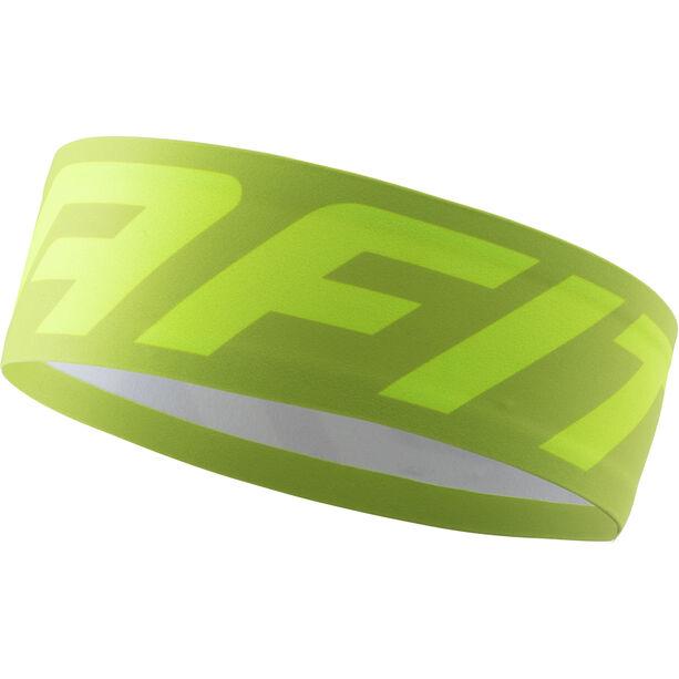 Dynafit Performance Dry Slim Headband fluo yellow