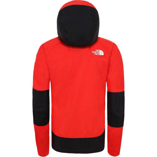 The North Face L5 Jacke Herren fiery red/tnf black