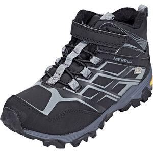 Merrell Moab Fst MID A / C Artic Shoes Jungs black black