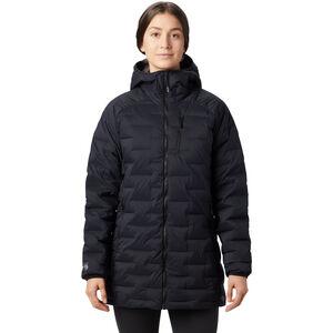 Mountain Hardwear Super/DS Stretchdown Parka Damen black black