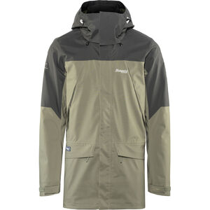 Bergans Breheimen 2L Jacket Herren green mud/solid dark grey/aluminium green mud/solid dark grey/aluminium