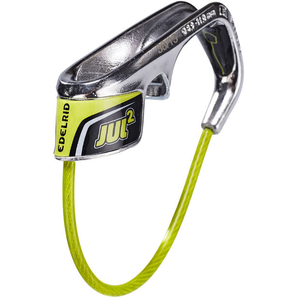 Edelrid Jul 2 Belay Device oasis