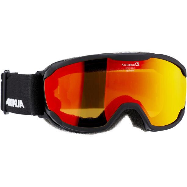 Alpina Pheos HM Goggles Kinder black/orange