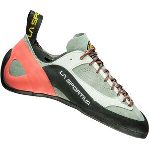 La Sportiva Finale Climbing Shoes Damen grey/coral grey/coral