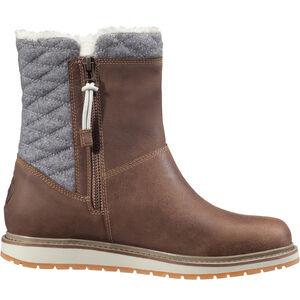 Helly Hansen Seraphina Boots Damen oatmeal/natura/taupe grey/soccer gum oatmeal/natura/taupe grey/soccer gum