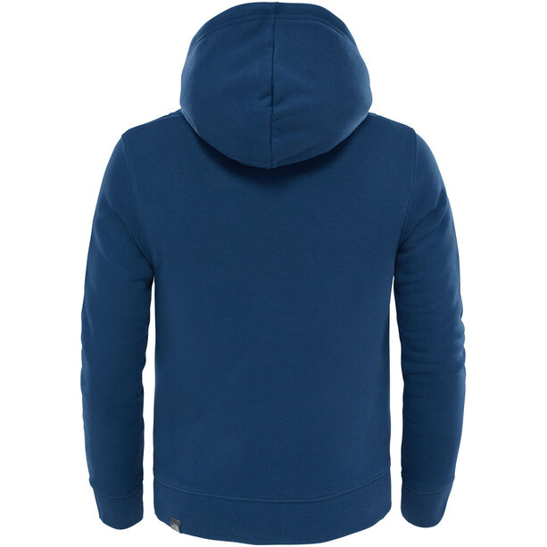 The North Face Drew Peak Pullover Hoodie Kinder shady blue