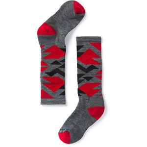 Smartwool Wintersport Neo Native Socken Kinder medium gray medium gray