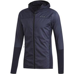 adidas TERREX Skyclimb Fleece Jacket Herren legend ink legend ink