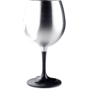 GSI Red Wine Glass Glacie Stainless Nesting
