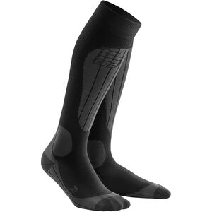 cep Ski Thermo Socken Damen black/anthracite black/anthracite