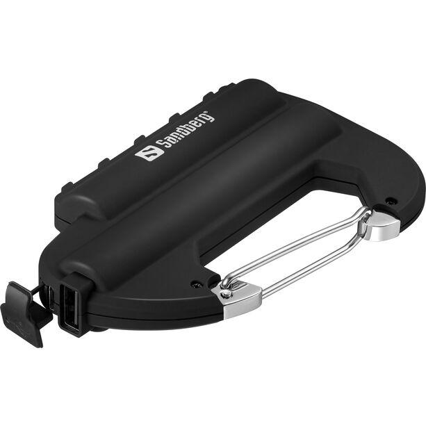 Sandberg Carabiner Powerbank IP67 6000 black