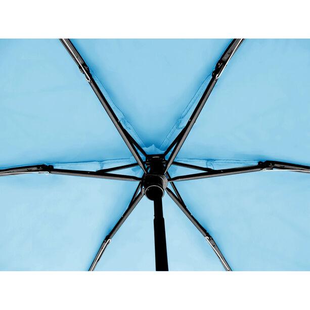 EuroSchirm Dainty Regenschirm eisblau