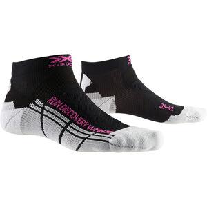 X-Socks Run Discovery Socks Damen black melange black melange