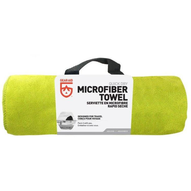 GEAR AID Outgo MicroNet Handtuch 75x120cm outgo grün