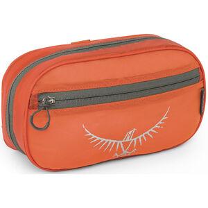 Osprey Ultralight Washbag Zip poppy orange poppy orange