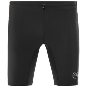 La Sportiva Freedom Tights Shorts Herren black/grey black/grey