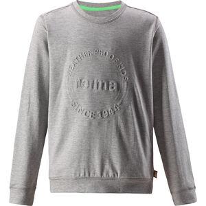 Reima Ljung Pullover Jungs melange grey melange grey