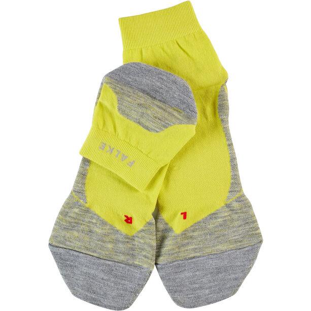 Falke RU4 Short Running Socks Herren sulfur