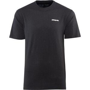 Patagonia P-6 Logo Responsibili-Tee Herren black black