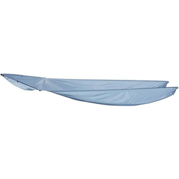 Klymit Lay Flat Hammock with Straps blue