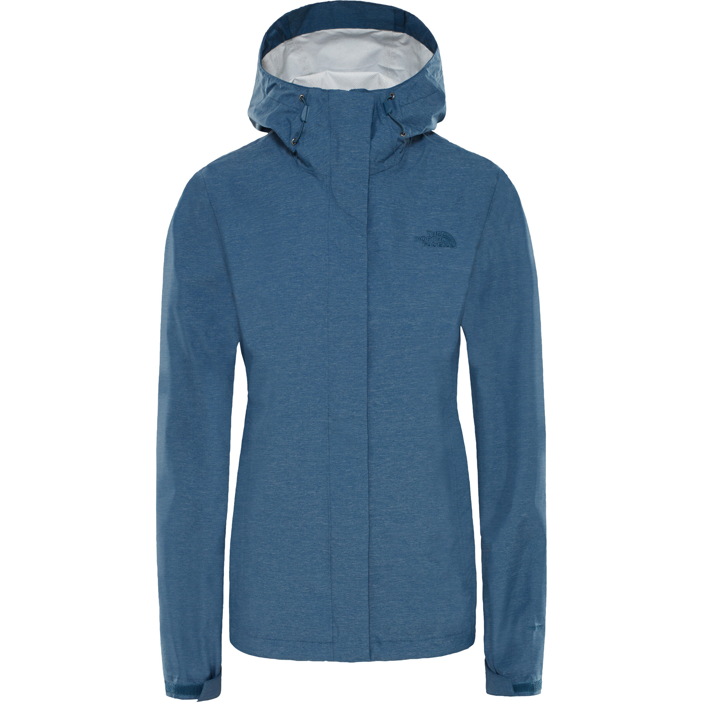 The North Face Venture 2 Jacket Damen blue wing teal heather