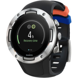 Suunto Suunto 5 Multisport GPS Watch black steel black steel