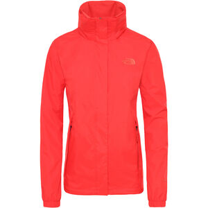 The North Face Resolve 2 Jacket Damen juicy red juicy red