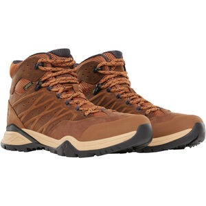 The North Face Hedgehog Hike II Mid GTX Shoes Herren timber tan/india ink timber tan/india ink