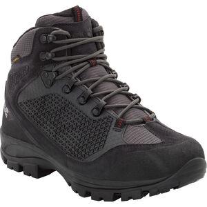 Jack Wolfskin All Terrain Pro Texapore Mid Shoes Herren dark steel dark steel
