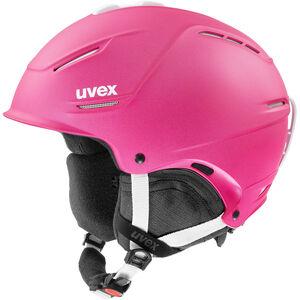 UVEX P1Us 2.0 Helmet pink met pink met