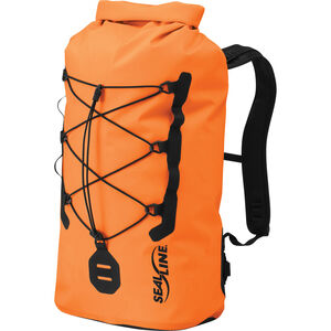 SealLine Bigfork Pack orange orange
