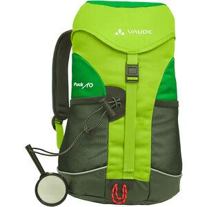 VAUDE Puck 10 Backpack Kinder grass/applegreen grass/applegreen