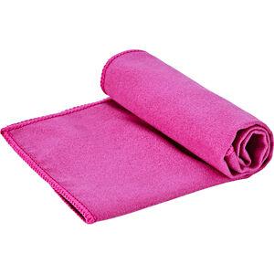CAMPZ Mikrofasertuch 35x25cm pink pink