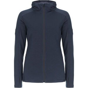 super.natural Motion Zip Hood Women blue black blue black