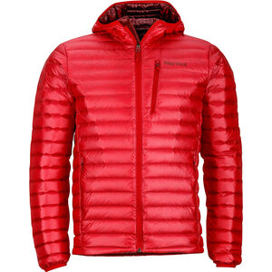 Marmot Quasar Nova Hoodie Herren team red