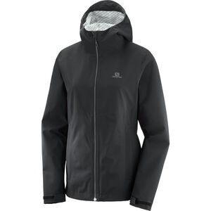Salomon La Cote Flex 2.5L Jacke Damen black black