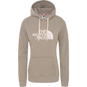 The North Face Drew Peak Pullover Hoodie Damen silt grey silt grey