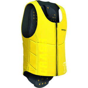Komperdell Ballistic Vest Protector Kinder yellow yellow