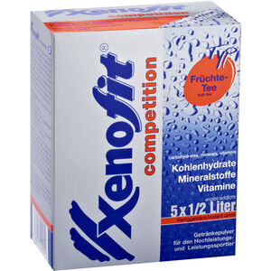 Xenofit Competition Carbohydrate Drink 5x42g Früchtetee