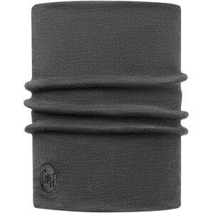 Buff Heavyweight Merino Wool Neck Tube solid grey solid grey