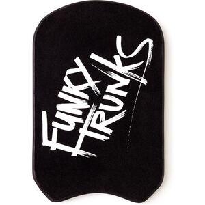 Funky Trunks Kickboard still black still black