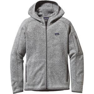Patagonia Better Sweater Hoody Damen birch white birch white