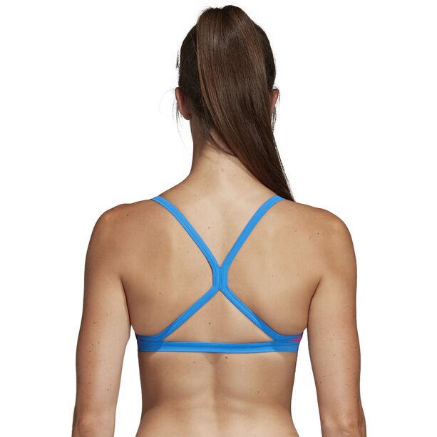 adidas Pro AOP 2 Piece Top Damen true blue