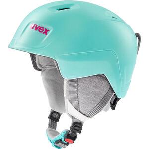 UVEX Manic Pro Helm Kinder mint mat mint mat