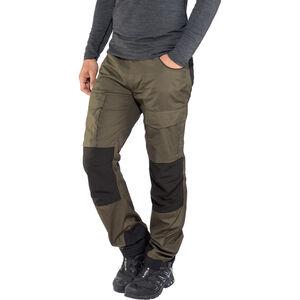 Pinewood Himalaya Pants Herren dark olive/black dark olive/black